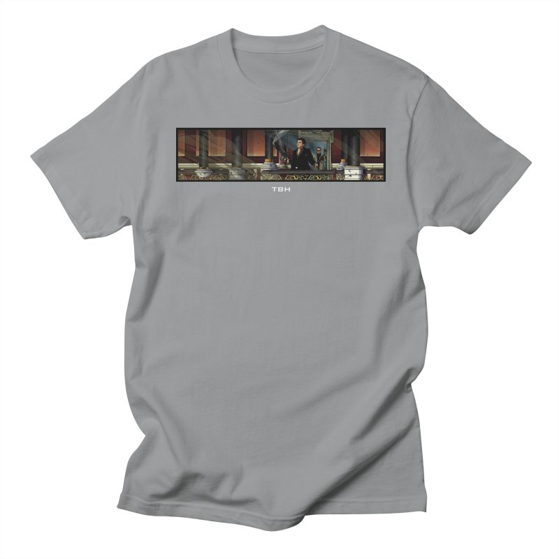 ENDER Men's Regular T-Shirt by TBH805