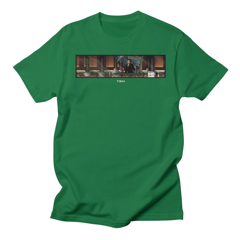ENDER Men's T-shirt by TBH805