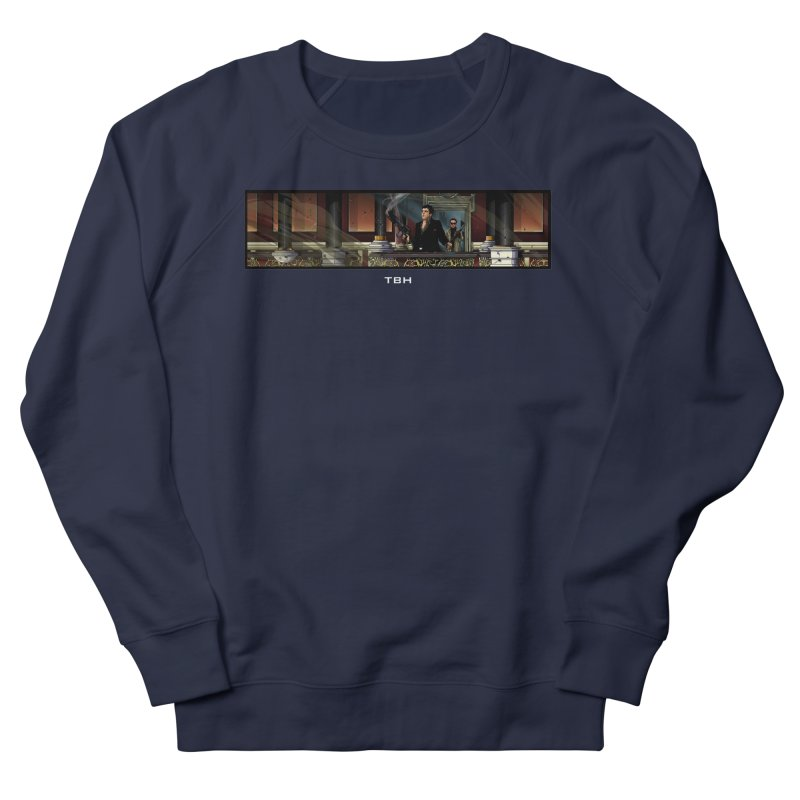 ENDER Women's French Terry Sweatshirt by TBH805