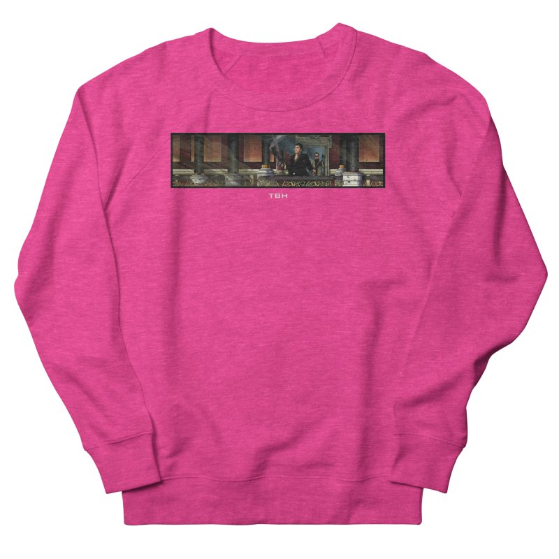 ENDER Men's French Terry Sweatshirt by TBH805