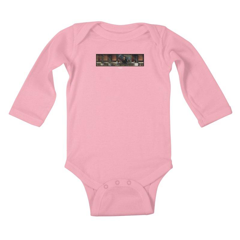 ENDER Kids Baby Longsleeve Bodysuit by TBH805
