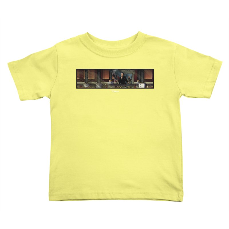 ENDER Kids Toddler T-Shirt by TBH805