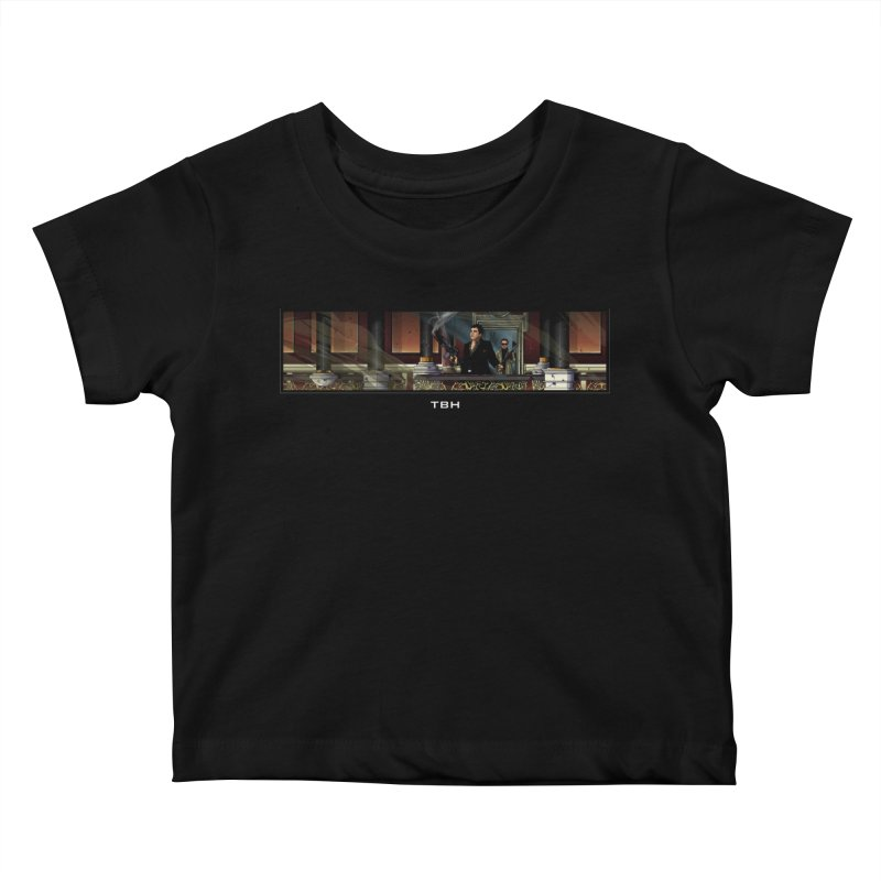 ENDER Kids Baby T-Shirt by TBH805