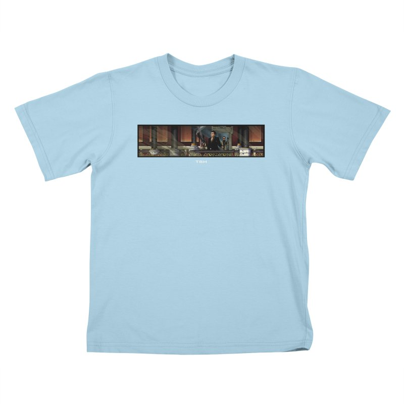 ENDER Kids T-Shirt by TBH805