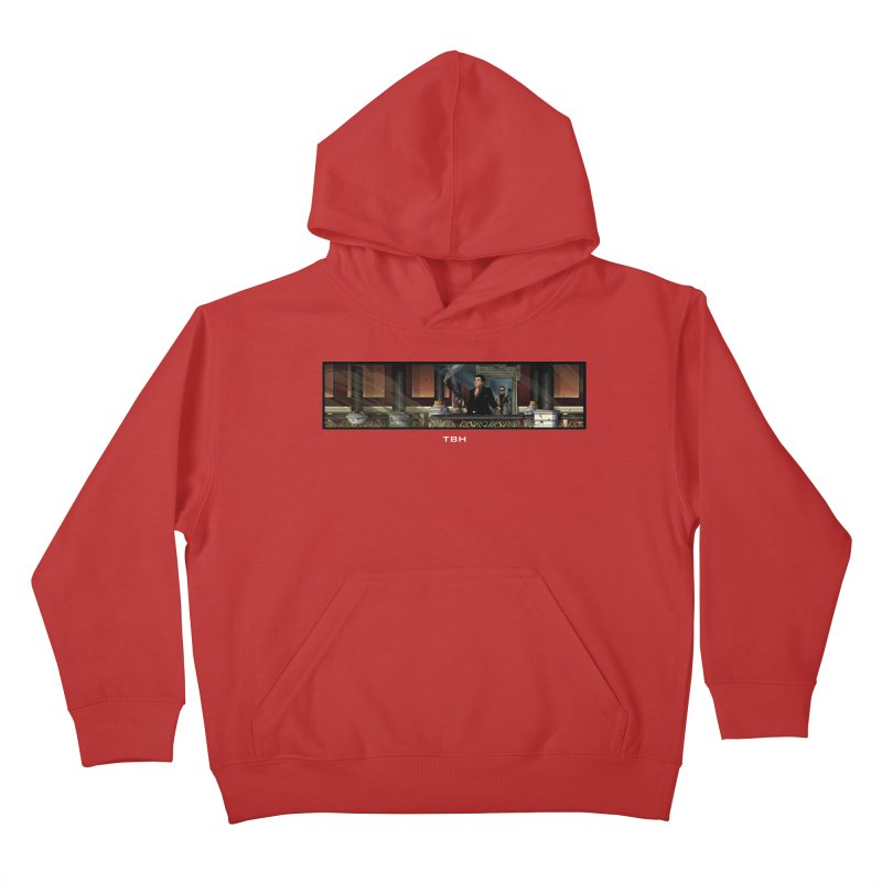 ENDER Kids Pullover Hoody by TBH805