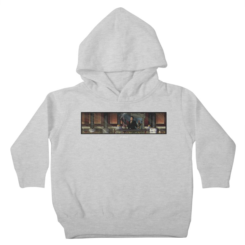 ENDER Kids Toddler Pullover Hoody by TBH805