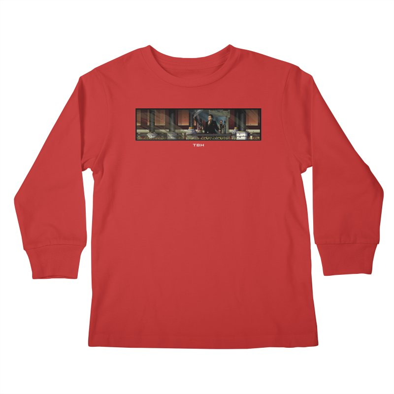 ENDER Kids Longsleeve T-Shirt by TBH805