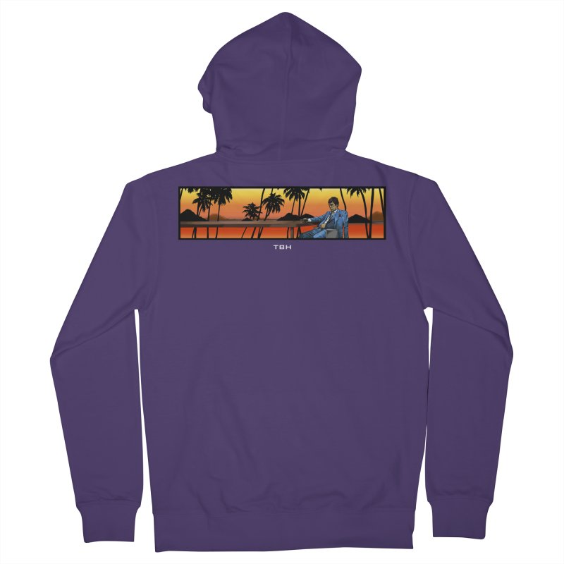 TONY 2 Women's French Terry Zip-Up Hoody by TBH805