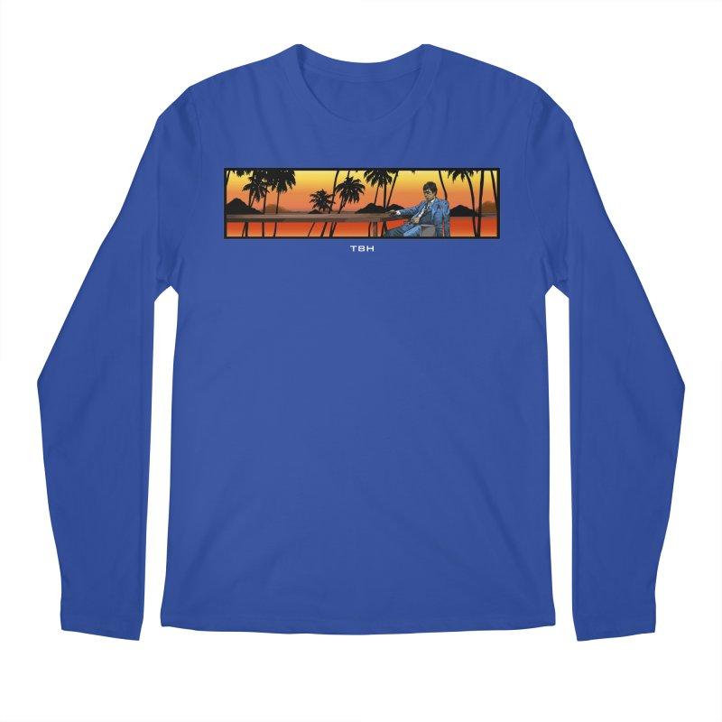 TONY 2 Men's Regular Longsleeve T-Shirt by TBH805