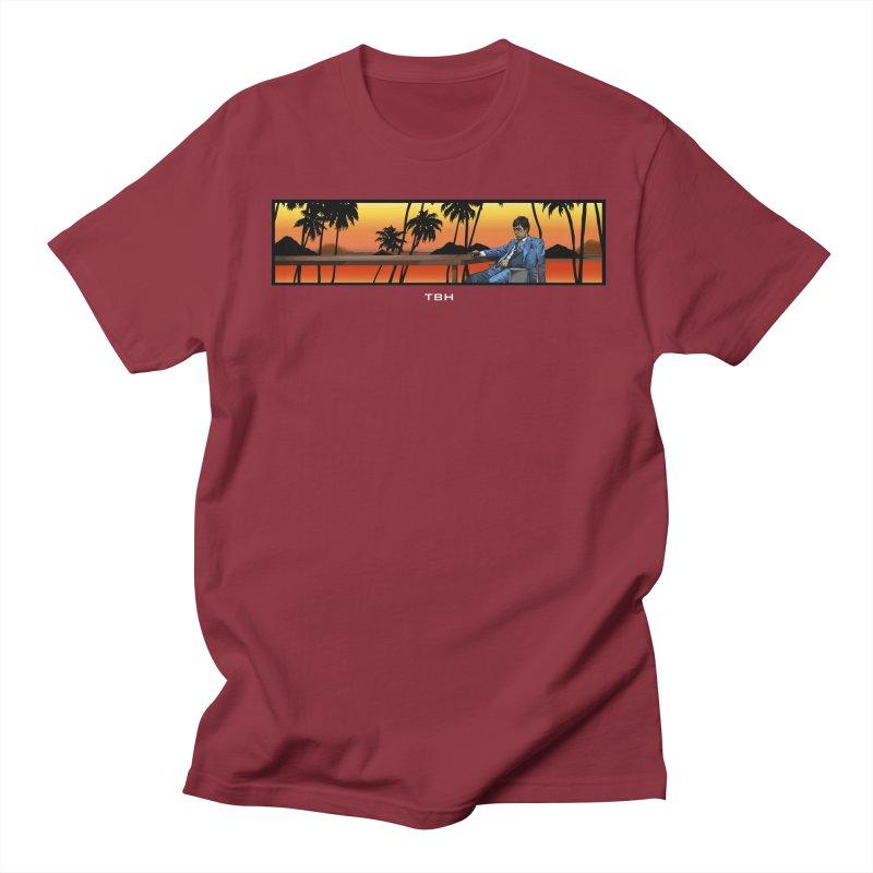 TONY 2 Men's T-Shirt by TBH805