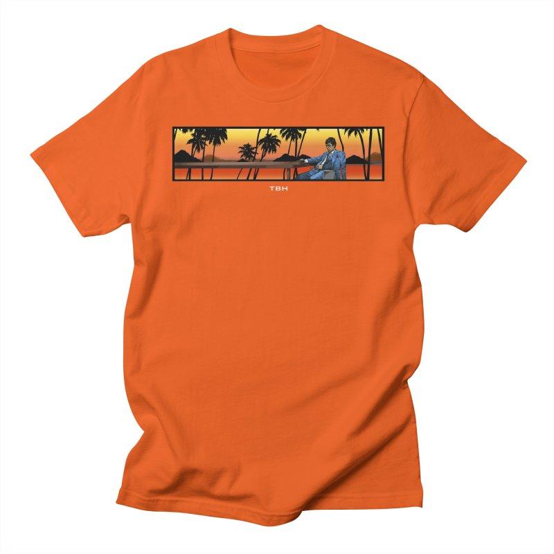 TONY 2 Men's Regular T-Shirt by TBH805