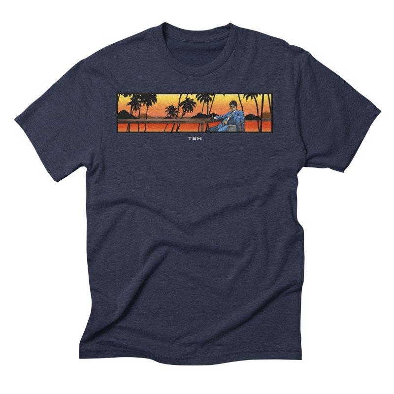 TONY 2 Men's Triblend T-shirt by TBH805