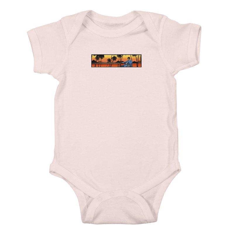TONY 2 Kids Baby Bodysuit by TBH805
