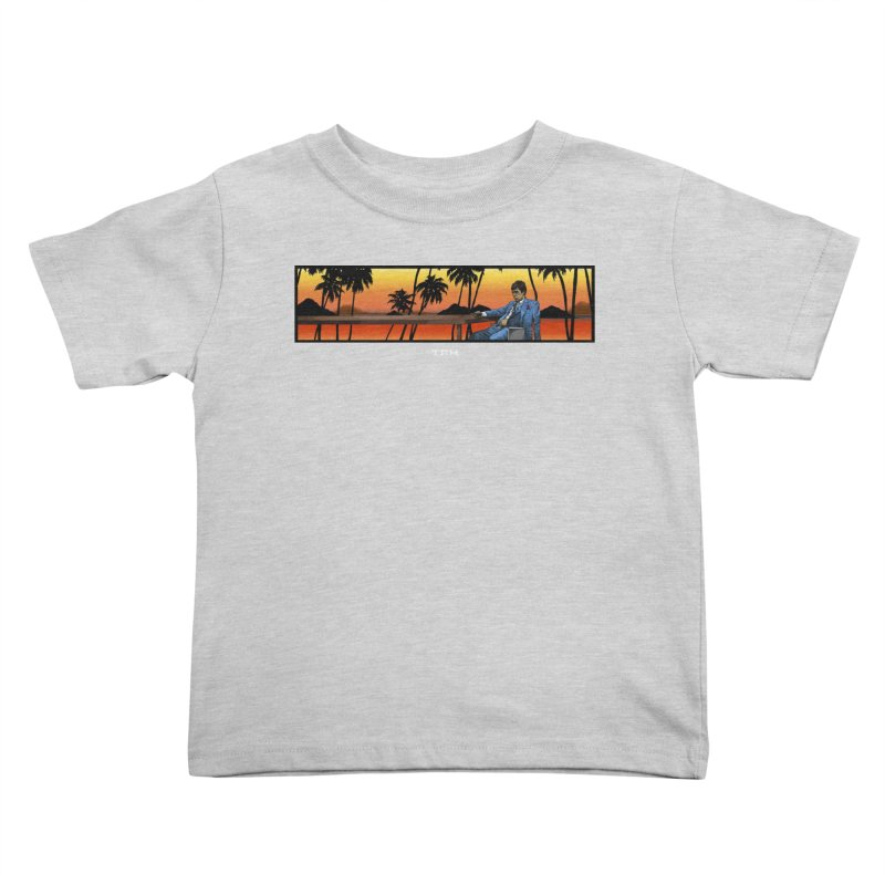 TONY 2 Kids Toddler T-Shirt by TBH805