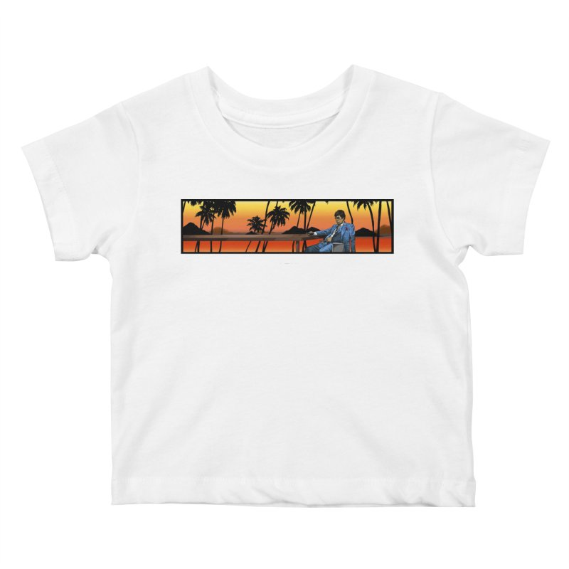 TONY 2 Kids Baby T-Shirt by TBH805