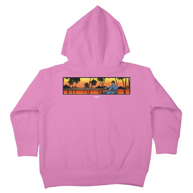 TONY 2 Kids Toddler Zip-Up Hoody by TBH805