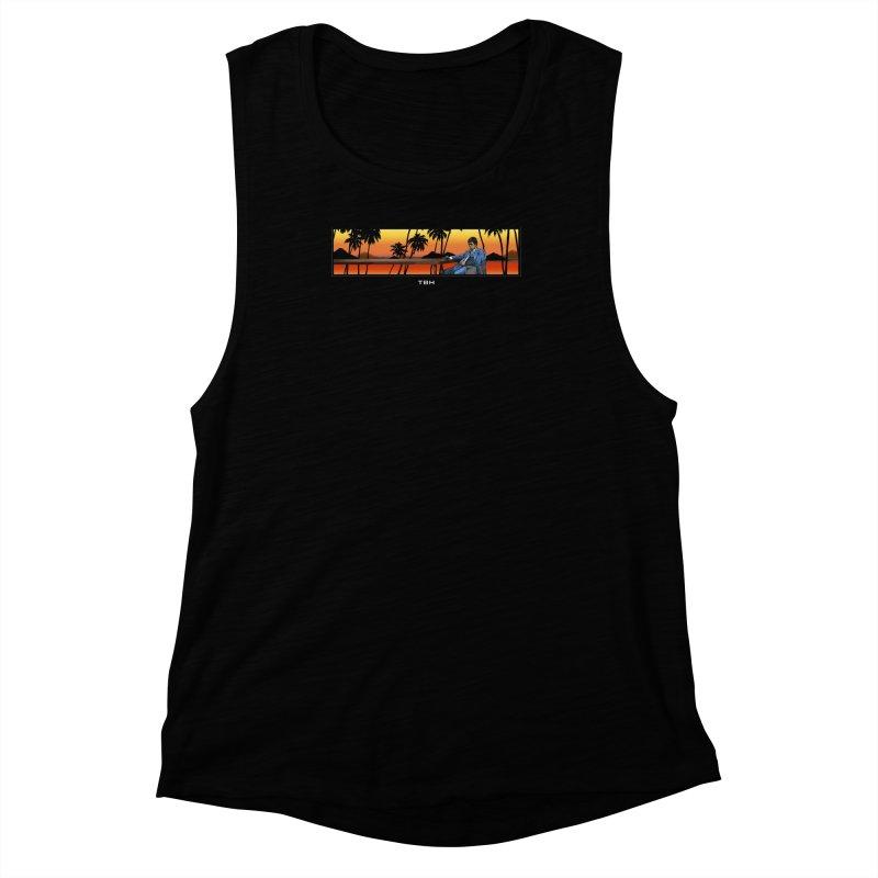 TONY 2 Women's Muscle Tank by TBH805