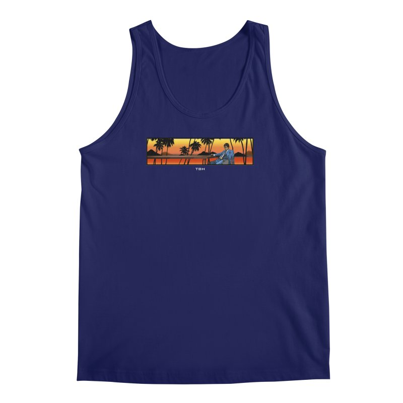 TONY 2 Men's Tank by TBH805