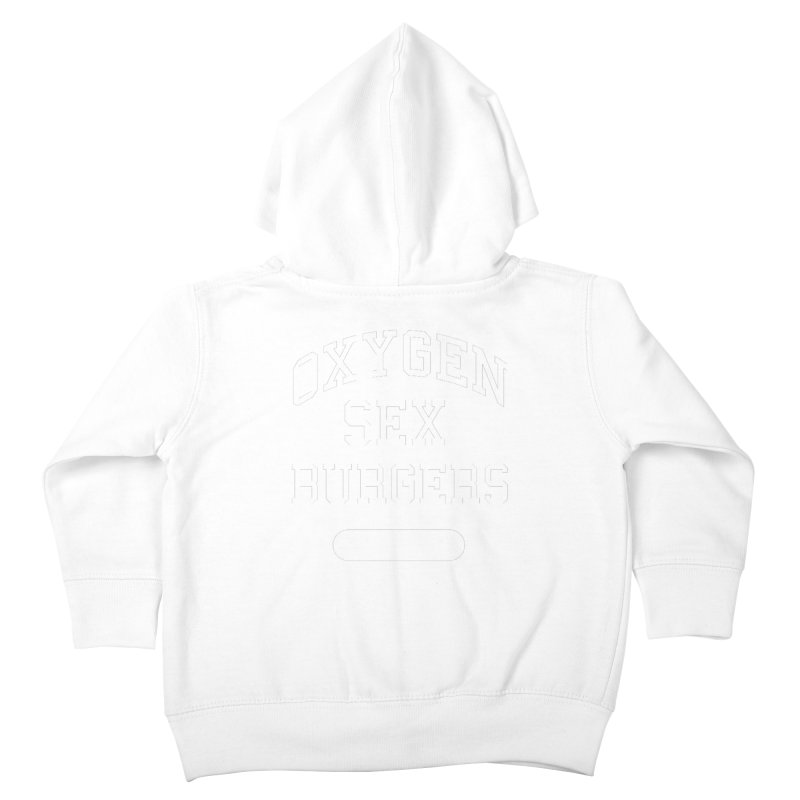 OSB Kids Toddler Zip-Up Hoody by TBH805