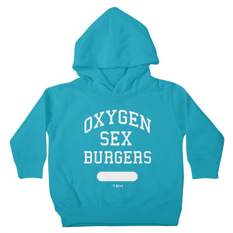 OSB Kids Toddler Pullover Hoody by TBH805