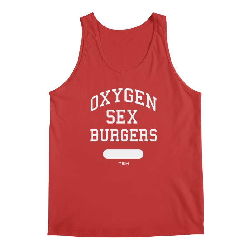 OSB Men's Regular Tank by TBH805