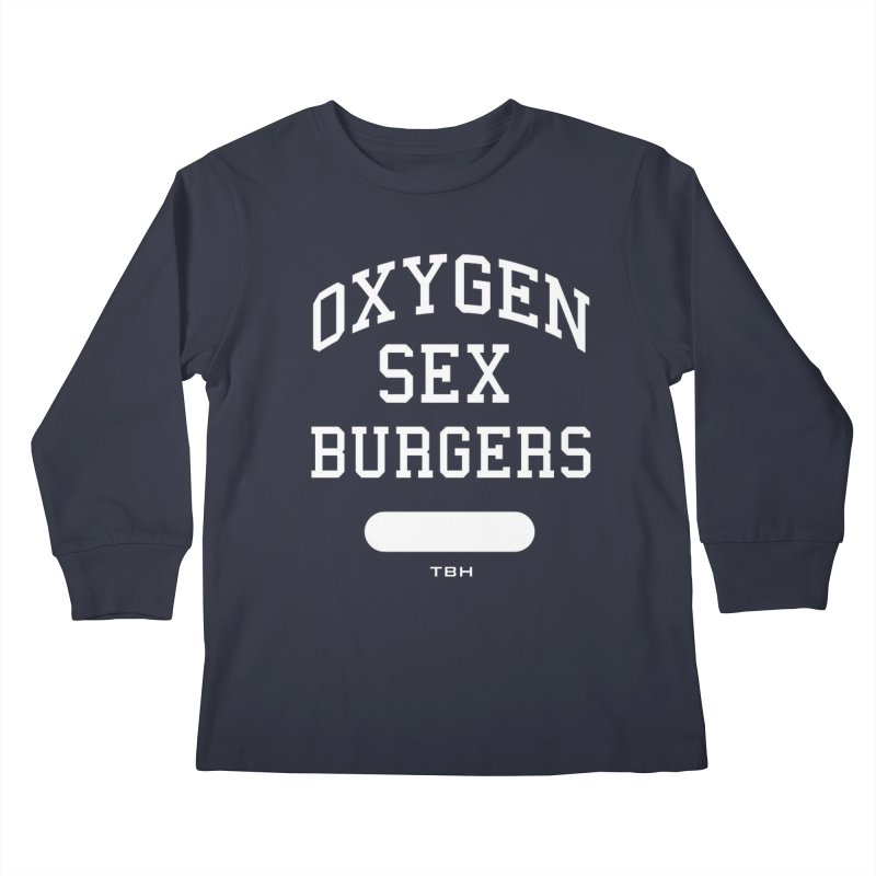 OSB Kids Longsleeve T-Shirt by TBH805