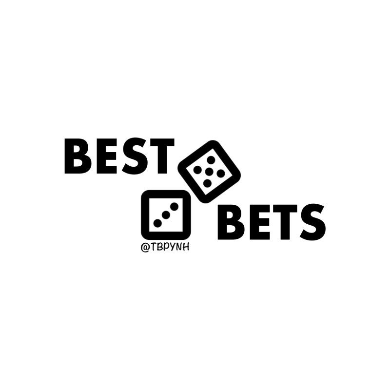 Best Bets (Black) Men's Longsleeve T-Shirt by The Best Podcast You've Never Heard
