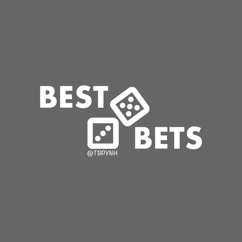 Best Bets (White)   by The Best Podcast You've Never Heard
