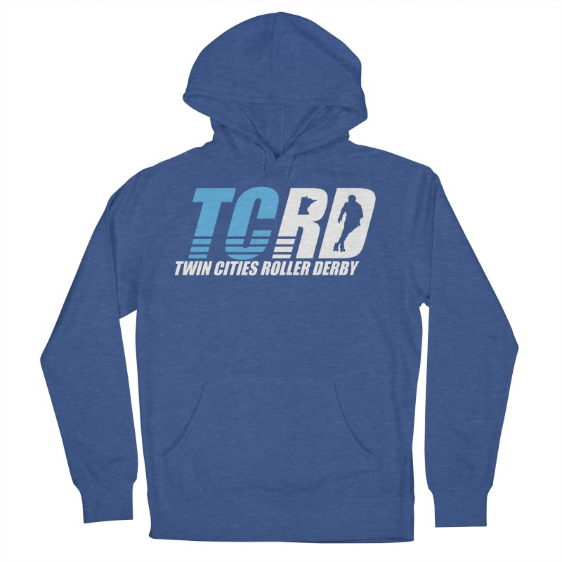 TCRD Logo Women's French Terry Pullover Hoody by tcrd's Artist Shop