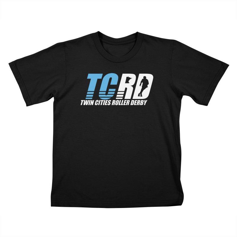 TCRD Logo Kids T-Shirt by tcrd's Artist Shop