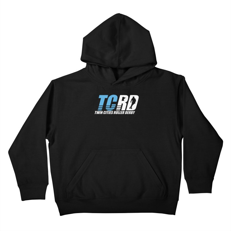 TCRD Logo Kids Pullover Hoody by tcrd's Artist Shop