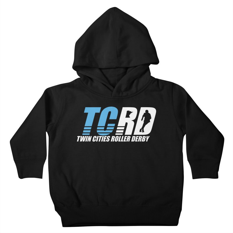 TCRD Logo Kids Toddler Pullover Hoody by tcrd's Artist Shop