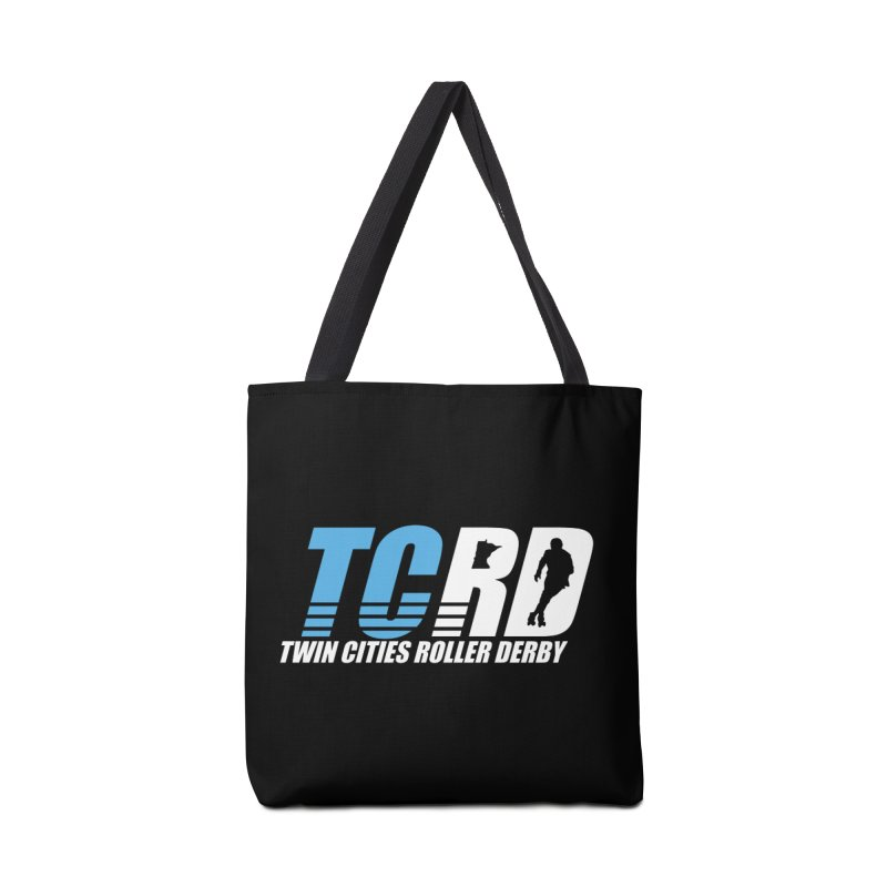 TCRD Logo Accessories Tote Bag Bag by tcrd's Artist Shop