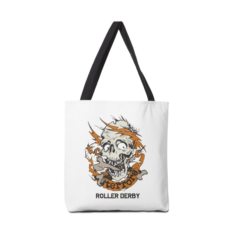 Terrors Accessories Tote Bag Bag by tcrd's Artist Shop