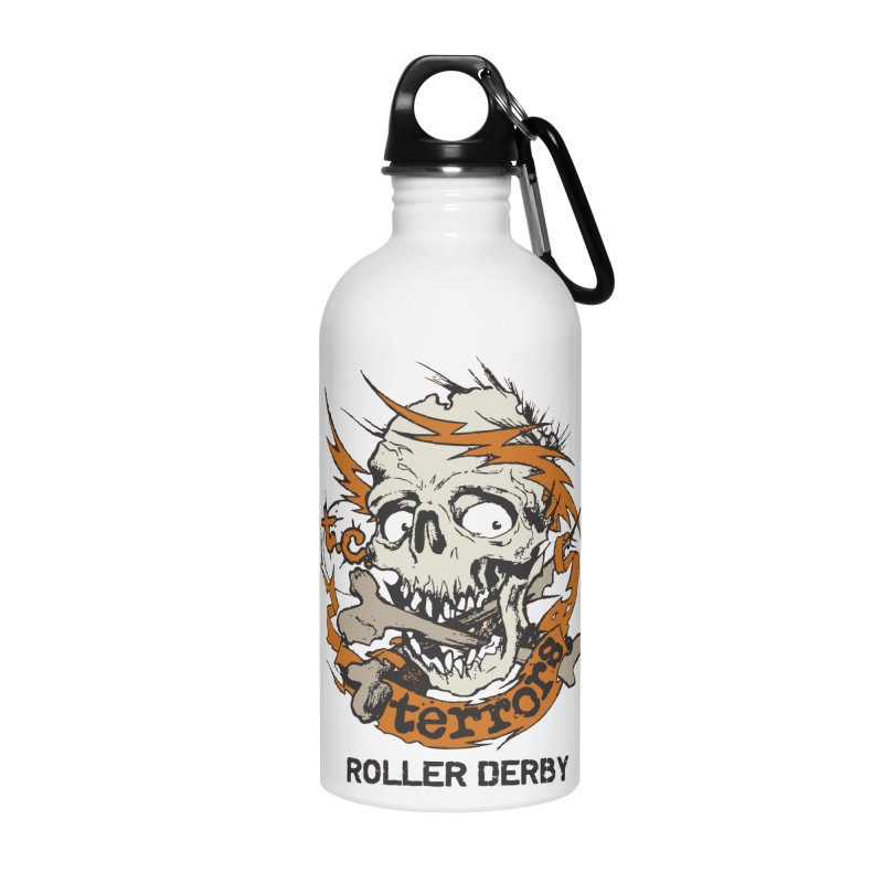 Terrors Accessories Water Bottle by tcrd's Artist Shop