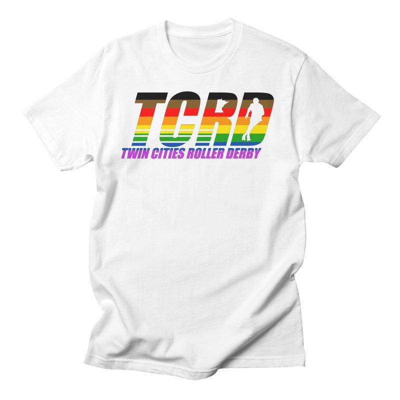 TCRD Pride Men's T-Shirt by tcrd's Artist Shop
