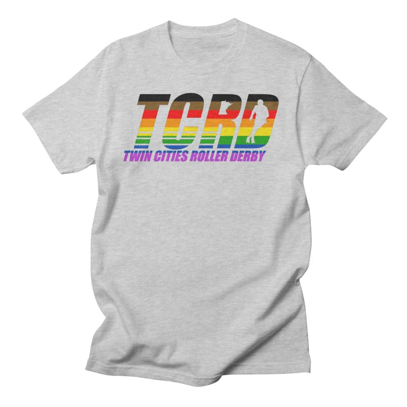 TCRD Pride Men's Regular T-Shirt by tcrd's Artist Shop