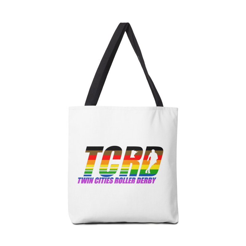 TCRD Pride Accessories Tote Bag Bag by tcrd's Artist Shop