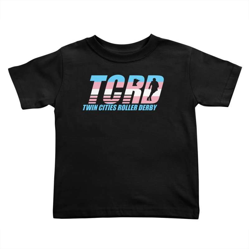 Trans Pride Kids Toddler T-Shirt by tcrd's Artist Shop