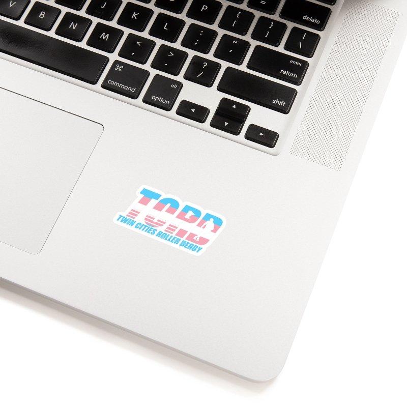 Trans Pride Accessories Sticker by tcrd's Artist Shop
