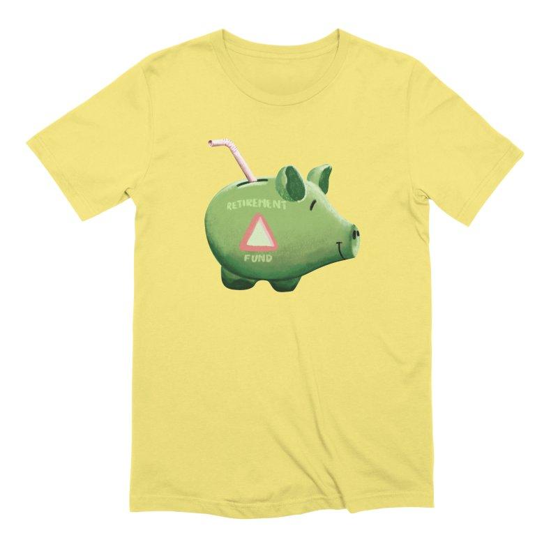 Roti, Kapda & Makaan Men's T-Shirt by Vidhi's Artist Shop