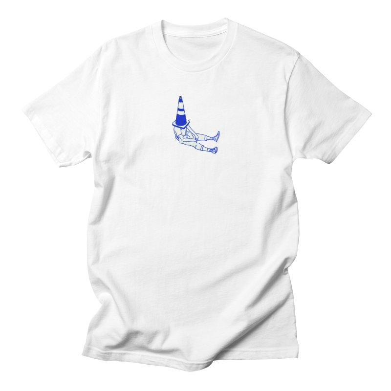 The Human Ostrich Men's T-Shirt by Vidhi's Artist Shop