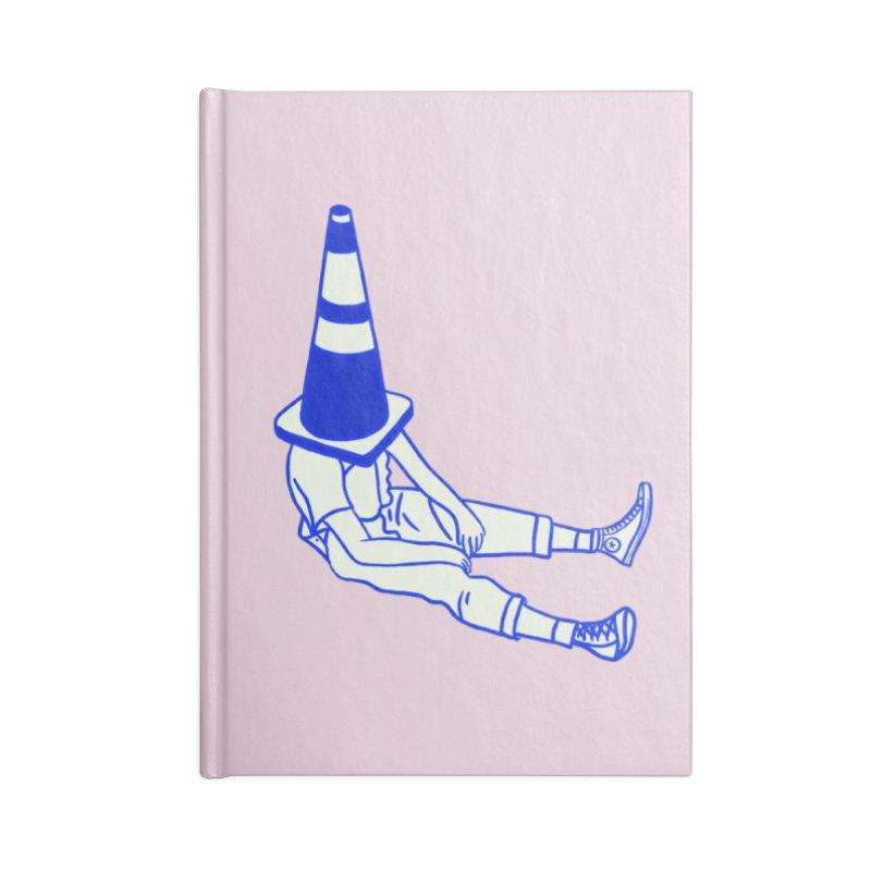 The Human Ostrich Accessories Notebook by Vidhi's Artist Shop
