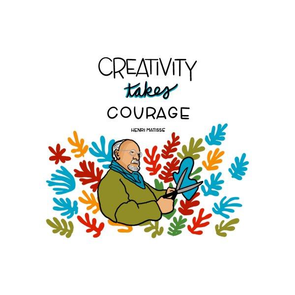 image for Creativity Takes Courage