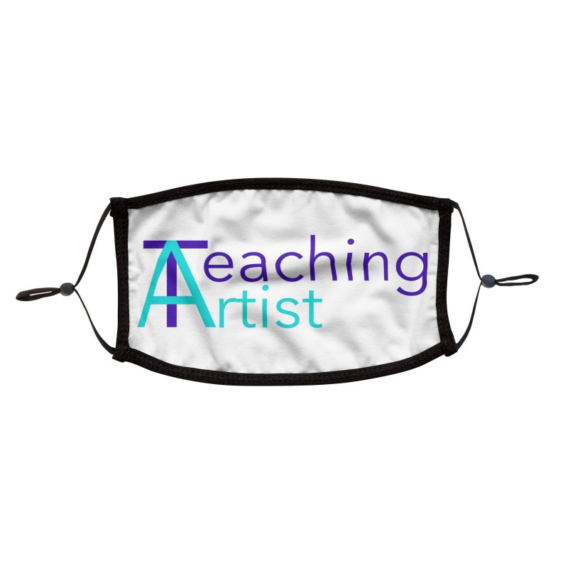 Teaching Artist Accessories Face Mask by Teaching Artist Shop
