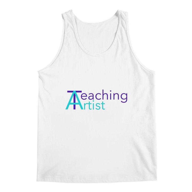 Teaching Artist Men's Tank by Teaching Artist Shop