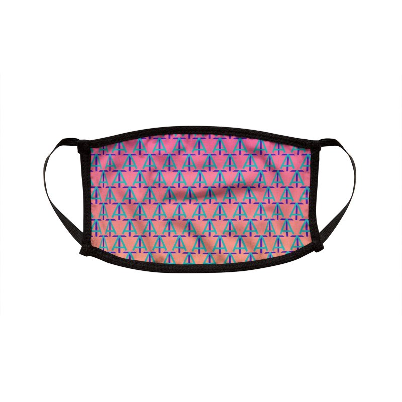 TA Gradient Accessories Face Mask by Teaching Artist Shop
