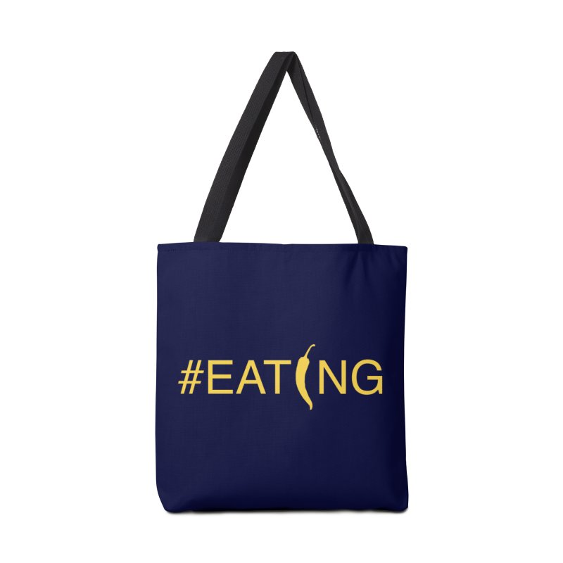 #EATING Hot Pepper Accessories Bag by Plant a Seed
