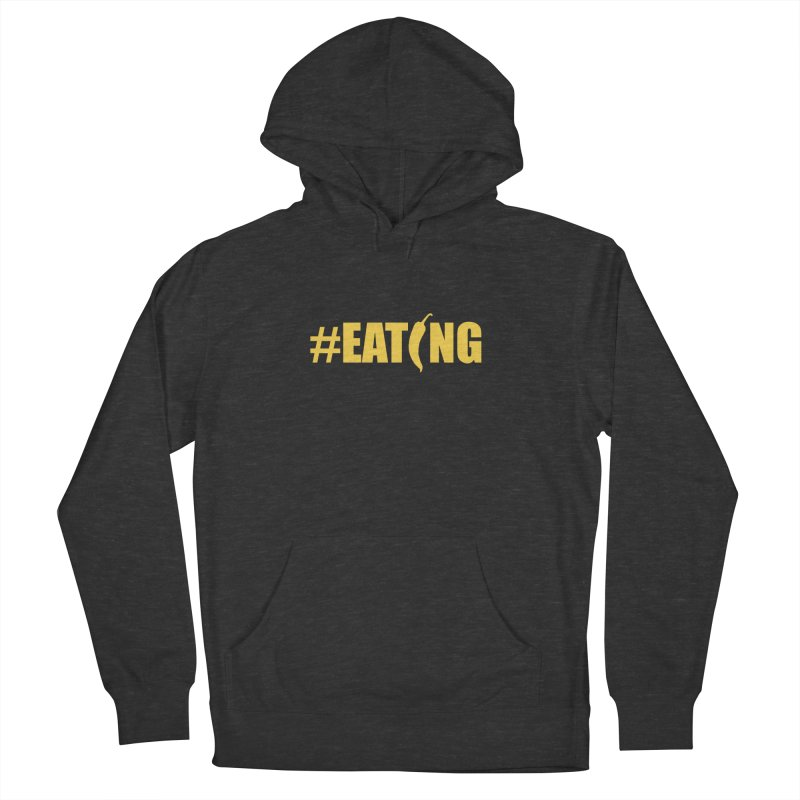 #EATING Hot Pepper Women's Pullover Hoody by Plant a Seed
