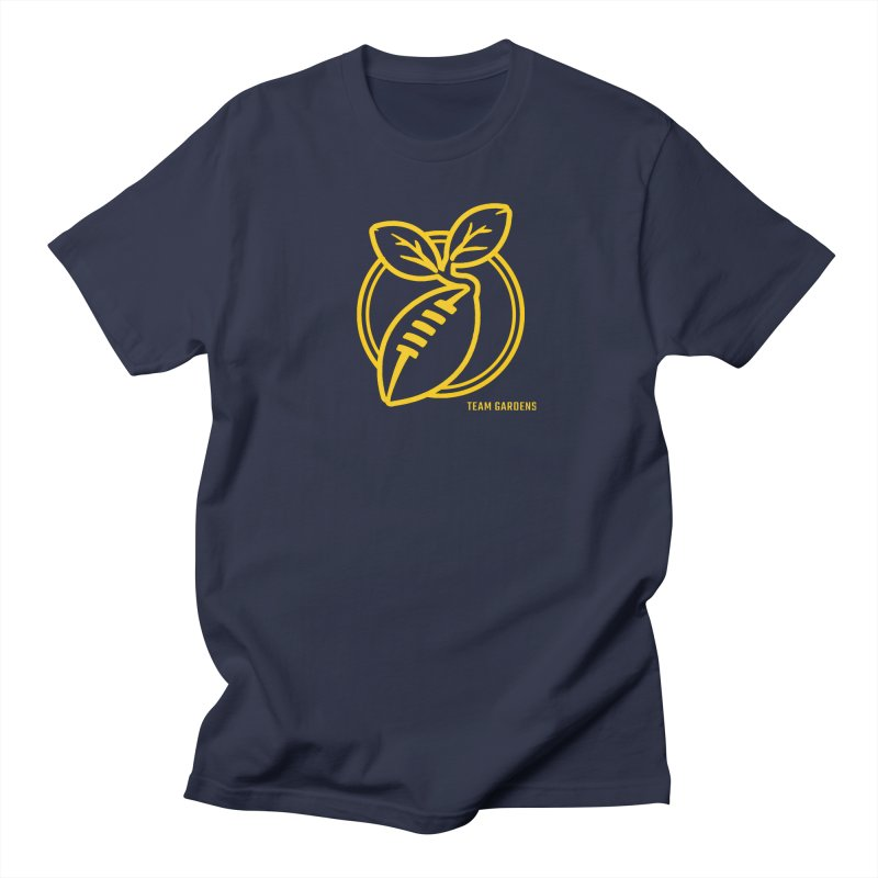 Football Sprout Men's Regular T-Shirt by Plant a Seed